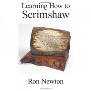 Learning How to Scrimshaw book cover