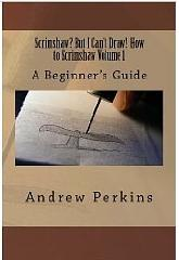Scrimshaw? But I Can't Draw! Book Cover