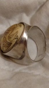 Mystery Artist 27 Dragon Ring